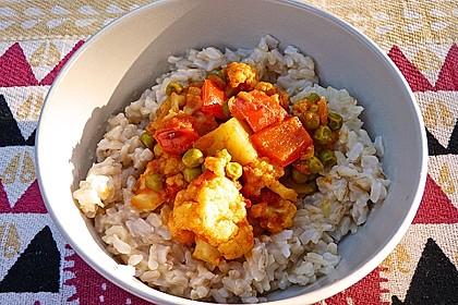 Blumenkohl-Kartoffel-Curry 7