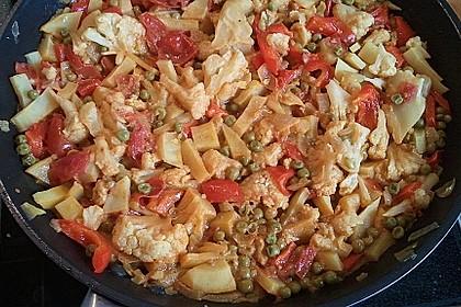 Blumenkohl-Kartoffel-Curry 3