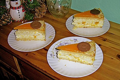 Aprikosen - Joghurt - Torte 13