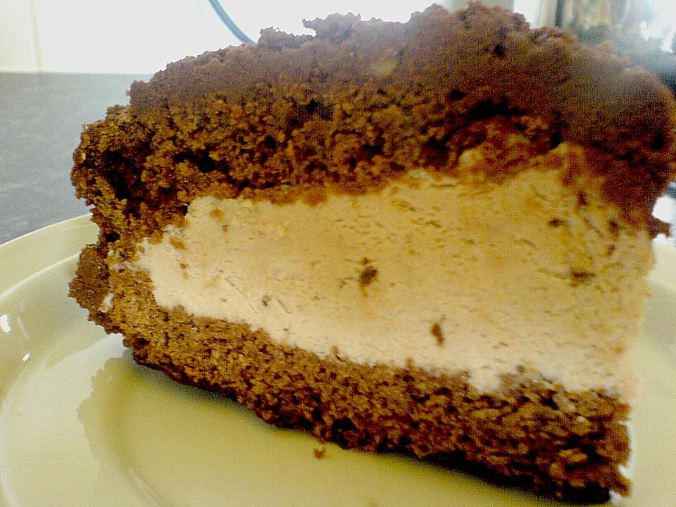 Isas Leichter Schoko Mandel Kuchen Von Fudge Chefkoch De