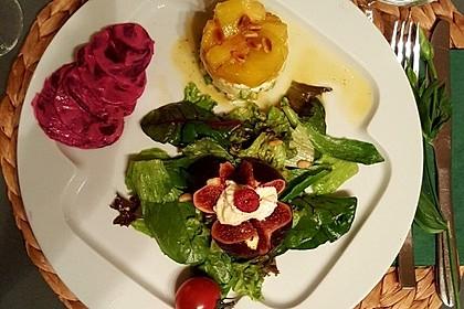 Avocado-Mozzarella-Salat mit Mango 15