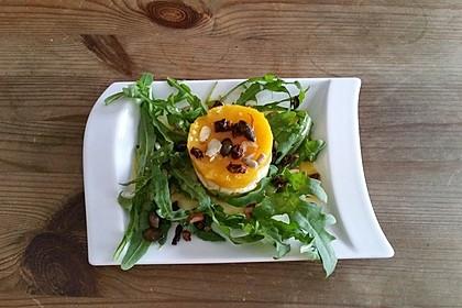 Avocado-Mozzarella-Salat mit Mango (Bild)