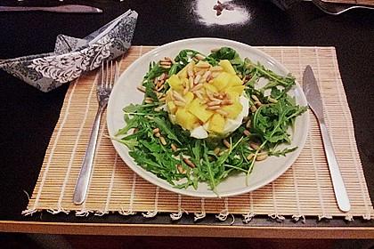 Avocado-Mozzarella-Salat mit Mango 53