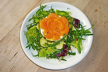 Avocado-Mozzarella-Salat mit Mango 54