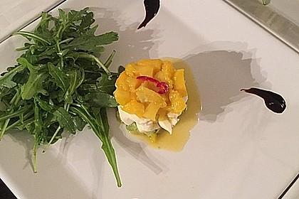 Avocado-Mozzarella-Salat mit Mango 28