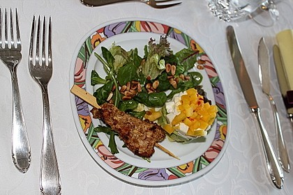 Avocado-Mozzarella-Salat mit Mango 42