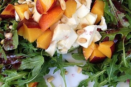 Avocado-Mozzarella-Salat mit Mango 67