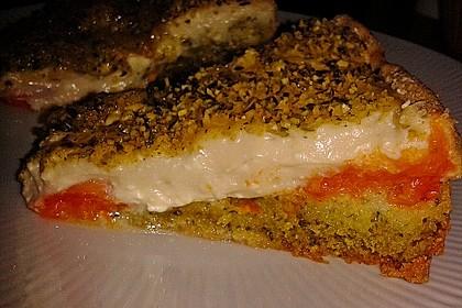 Marillenkuchen (Bild)