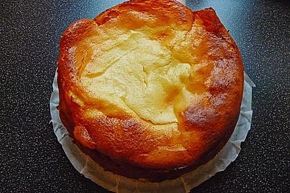 Schneller Mini - Käsekuchen für eine 18er Form 1