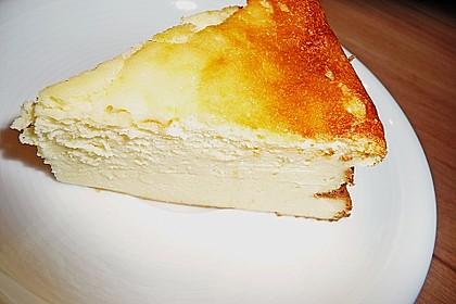 Schneller Mini - Käsekuchen für eine 18er Form 2