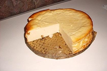 Schneller Mini - Käsekuchen für eine 18er Form 10