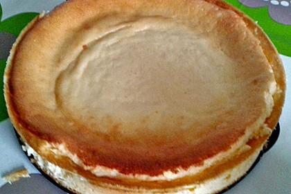 Schneller Mini - Käsekuchen für eine 18er Form 15