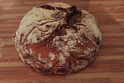 Kein - Knet - Brot (Bild)
