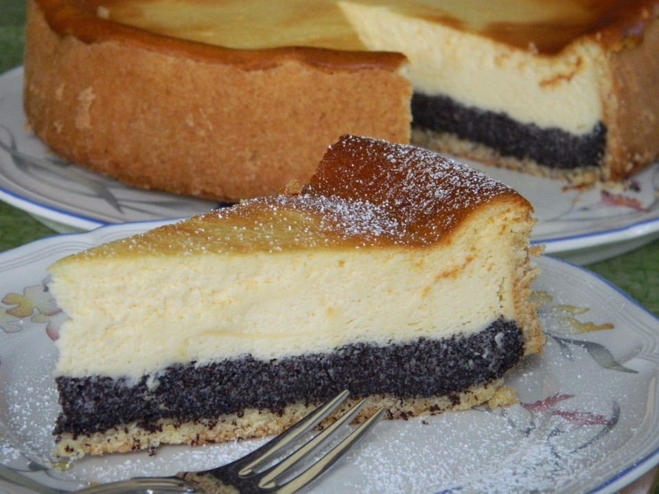 Mohn Kase Torte Von Moncheri2 Chefkoch De