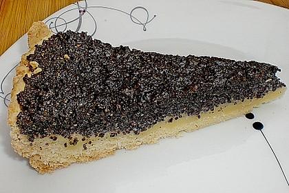 Mohn - Pudding - Kuchen 2