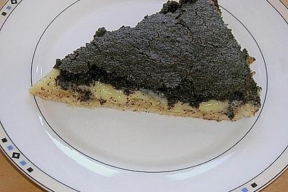 Mohn - Pudding - Kuchen 4