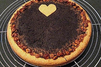 Mohn - Pudding - Kuchen 3