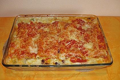 Mexiko-Lasagne 8