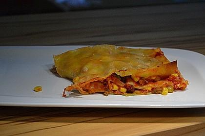 Mexiko-Lasagne 1