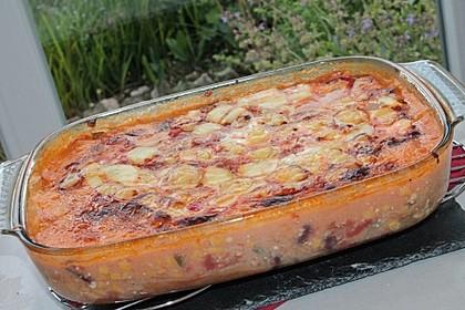 Mexiko-Lasagne 3