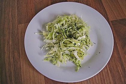 Libanesischer Krautsalat 3