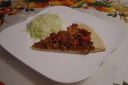 Libanesischer Krautsalat 4