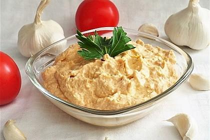 Feta - Tomaten - Frischkäse - Creme 1