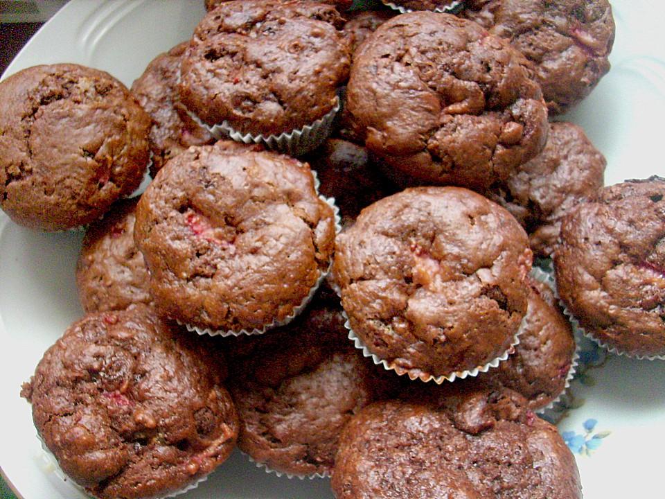 Erdbeer Yogurette Muffins Von Kastl Chefkoch De