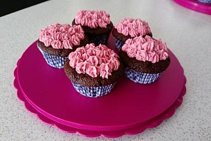 Chocolate Cupcakes (Bild)