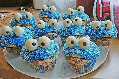 Krümelmonster-Muffins 293