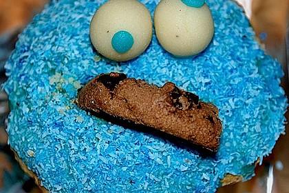Krümelmonster-Muffins 413