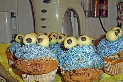Krümelmonster-Muffins 336