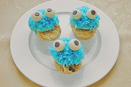 Krümelmonster-Muffins 269