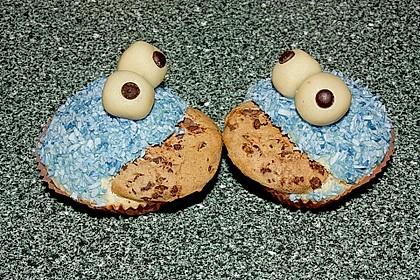 Krümelmonster-Muffins 115