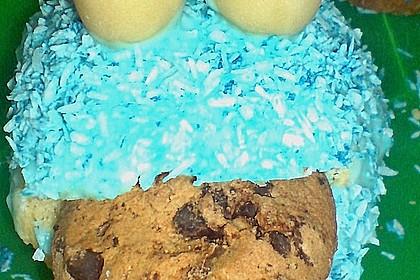Krümelmonster-Muffins 298