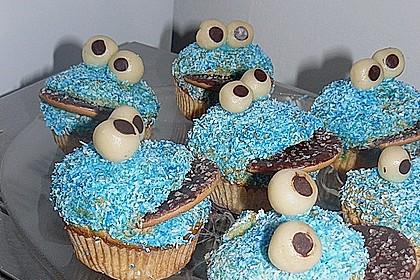 Krümelmonster-Muffins 147