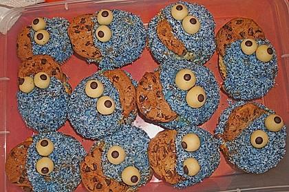 Krümelmonster-Muffins 309