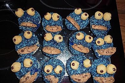 Krümelmonster-Muffins 165