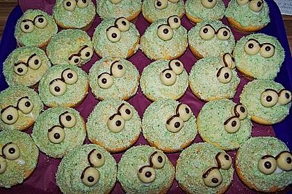 Krümelmonster-Muffins 265