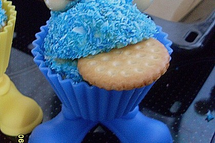Krümelmonster-Muffins 358