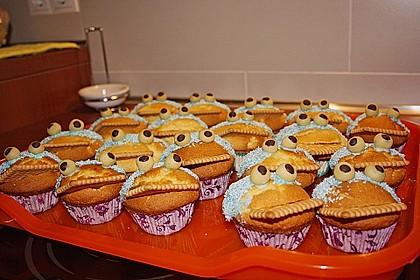 Krümelmonster-Muffins 122