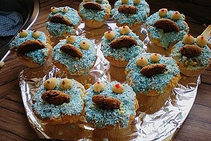 Krümelmonster-Muffins 328