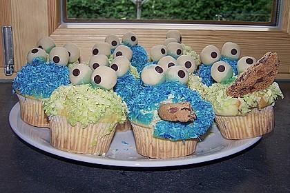 Krümelmonster-Muffins 409