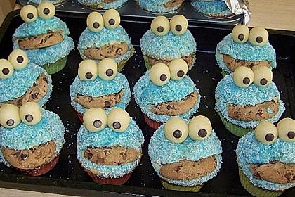 Krümelmonster-Muffins 169