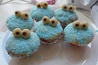 Krümelmonster-Muffins 185