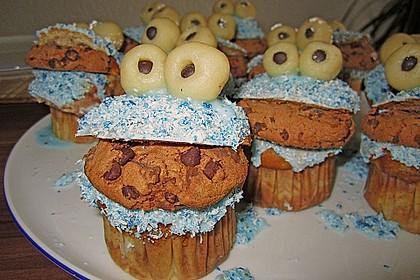 Krümelmonster-Muffins 89