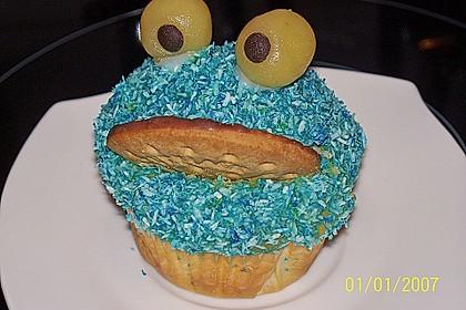 Krümelmonster-Muffins 104