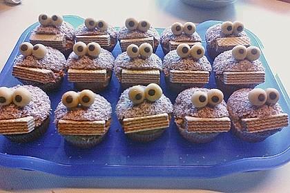Krümelmonster-Muffins 407