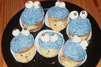 Krümelmonster-Muffins 406