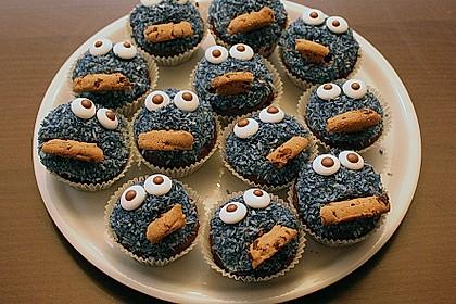 Krümelmonster-Muffins 170